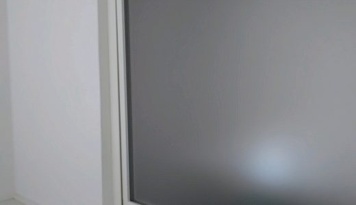FIX窓とフラップ式窓
